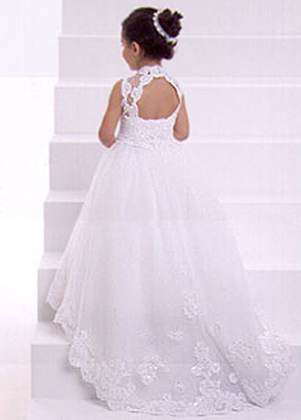 wedding flower girls dresses