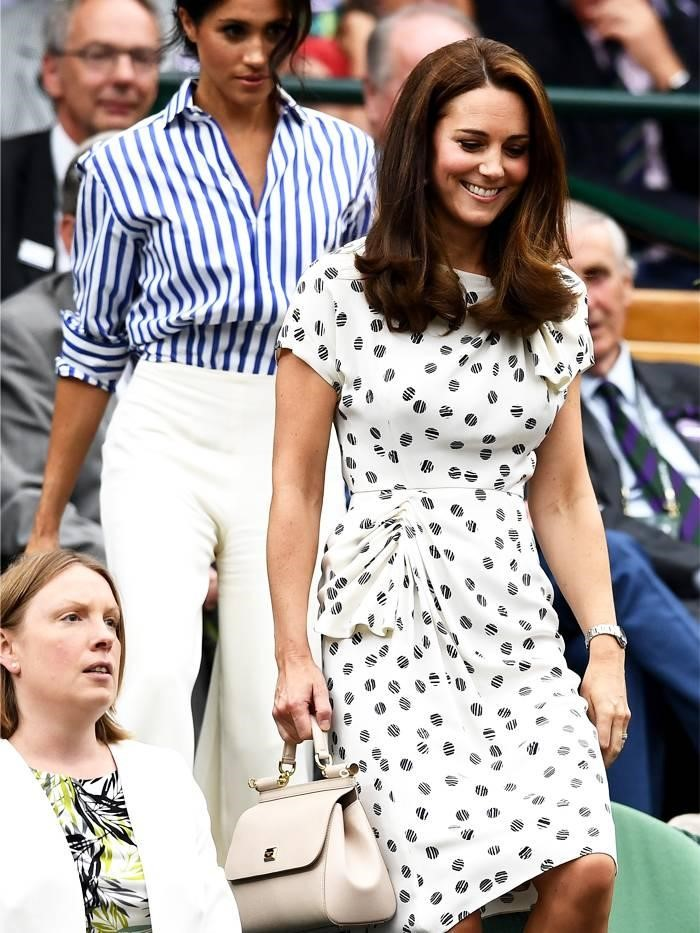 Wimbledon White dress