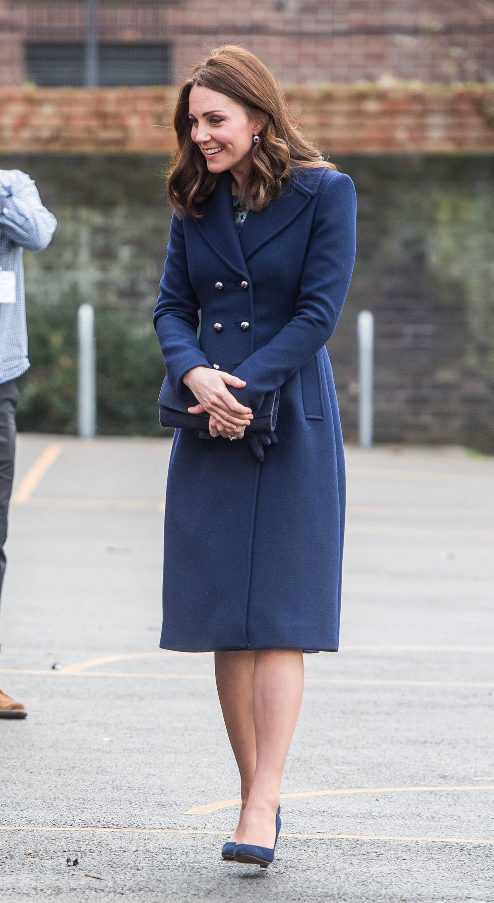 Navy-Blue Coat