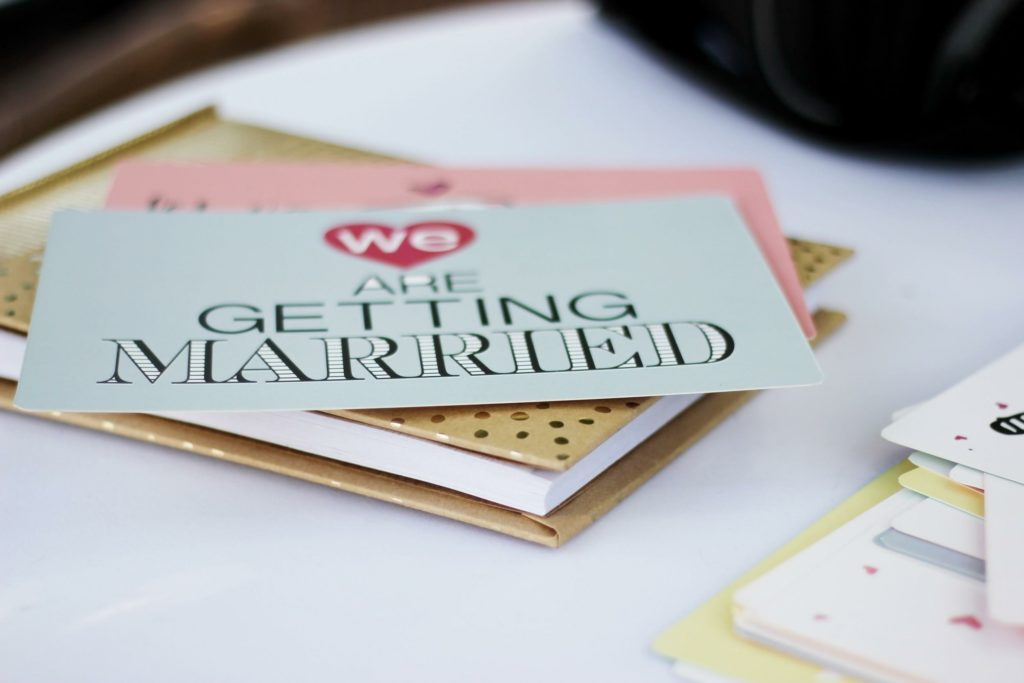 Several Tips To Design Your Invitation Card Of Wedding