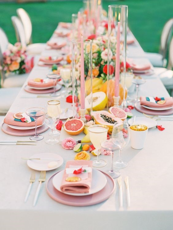 Summer Lemonade Wedding Inspiration