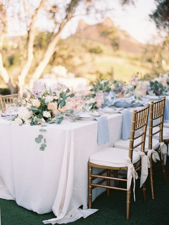 Dreamy and Breathtaking Summer Wedding Hues of Lavender and Blush