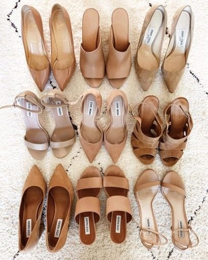 Nude Sandals Collection